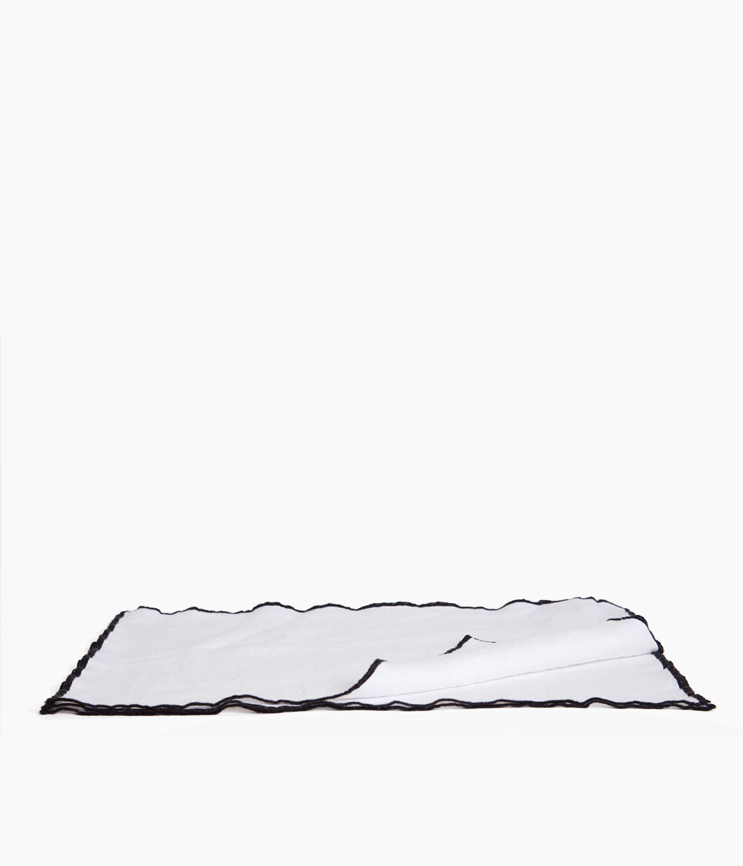 set de table 35*45 blanc