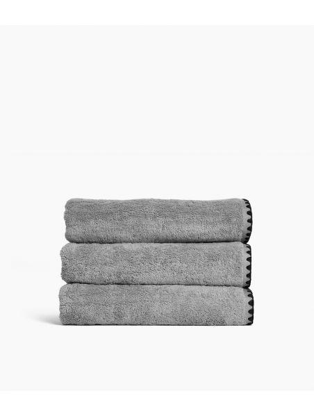 serviette bain 70*130 beton