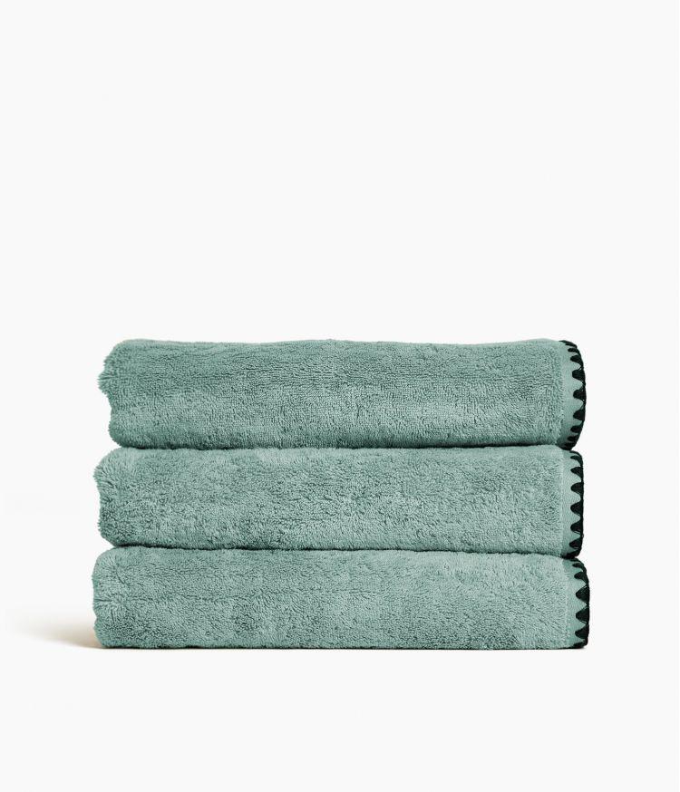 drap bain 90*140 celadon