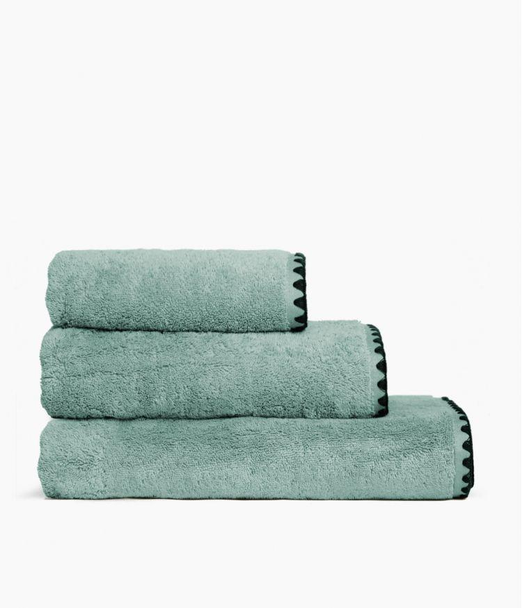 serviette bain 50*100 celadon