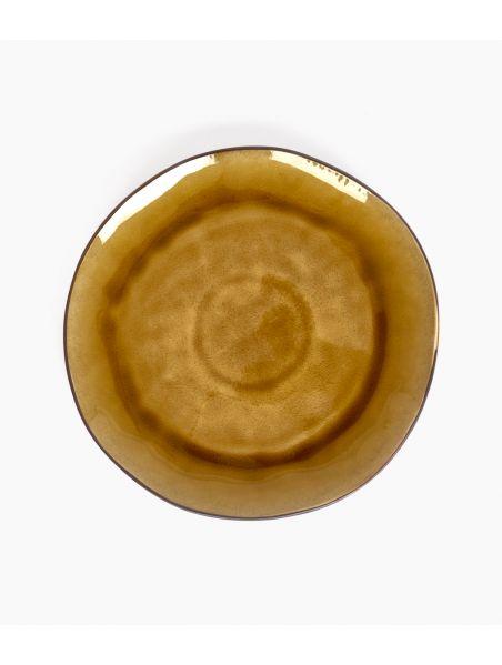 assiette plate mousse d27cm