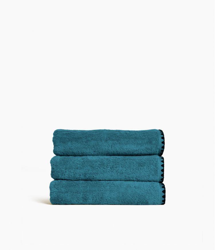 serviette bain 50*100 crepuscule