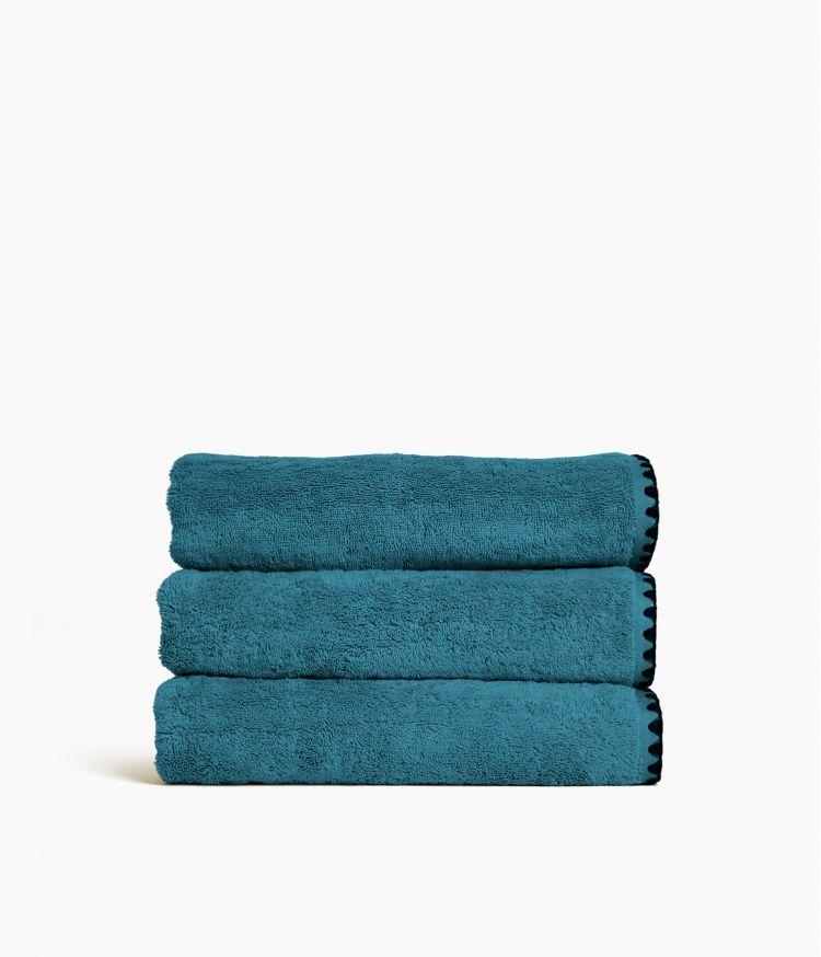 serviette bain 70*130  crepuscule