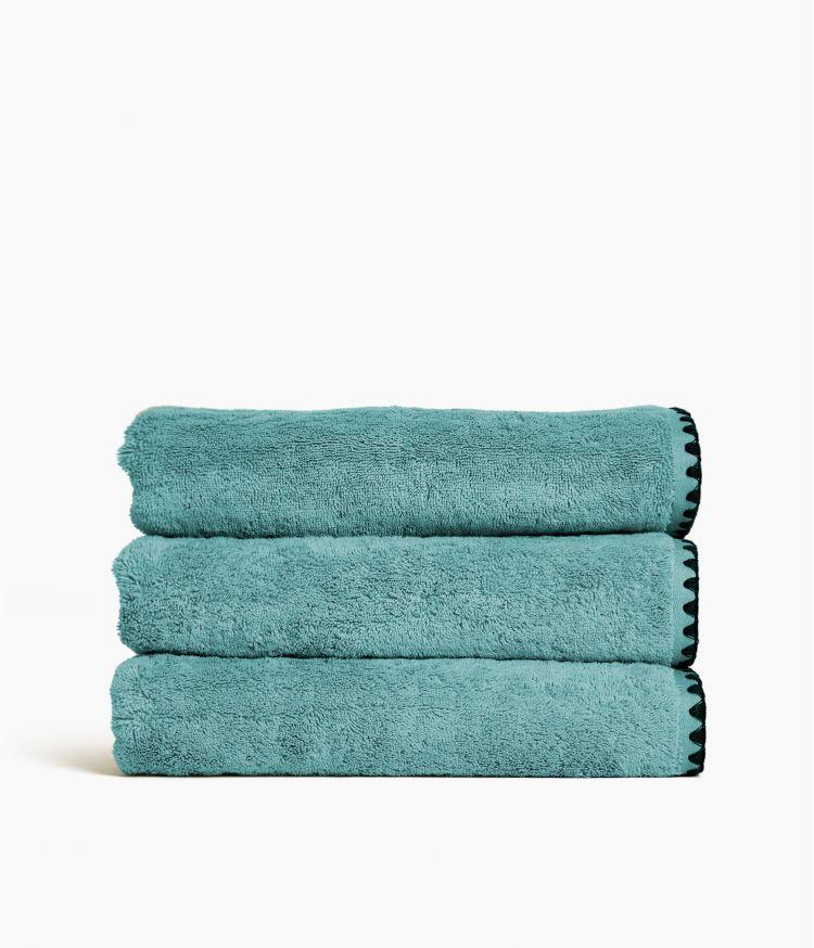 drap bain 90*140 eucalyptus