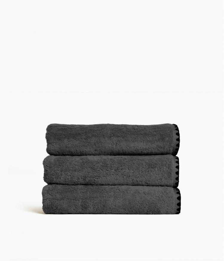 serviette bain 70*130 granit
