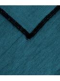 chemise en coton col droit