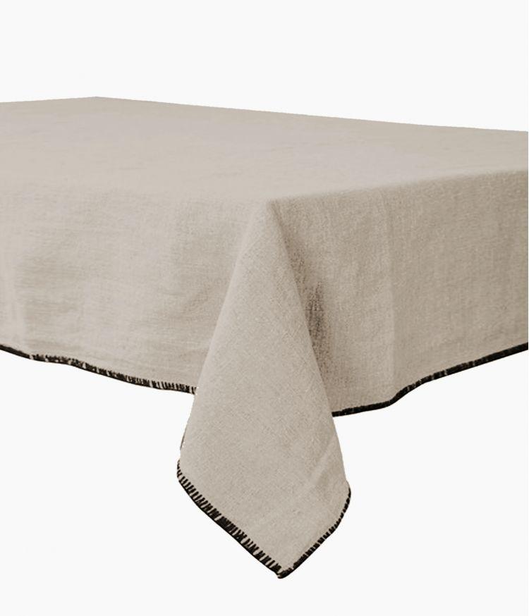 nappe rectangle 170*300 naturel