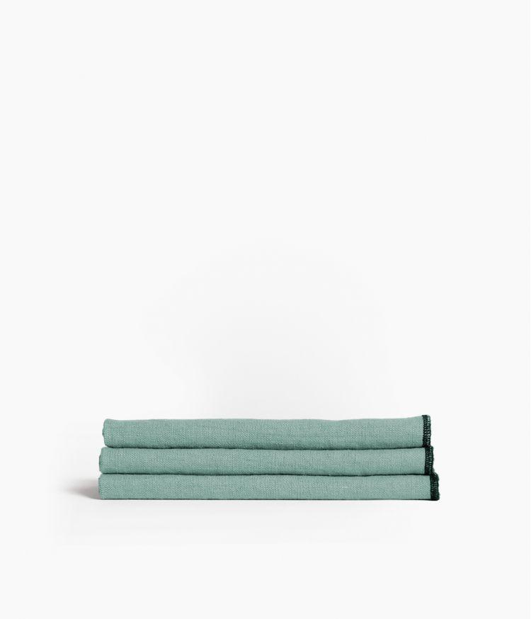 serviette de table 41*41 celadon