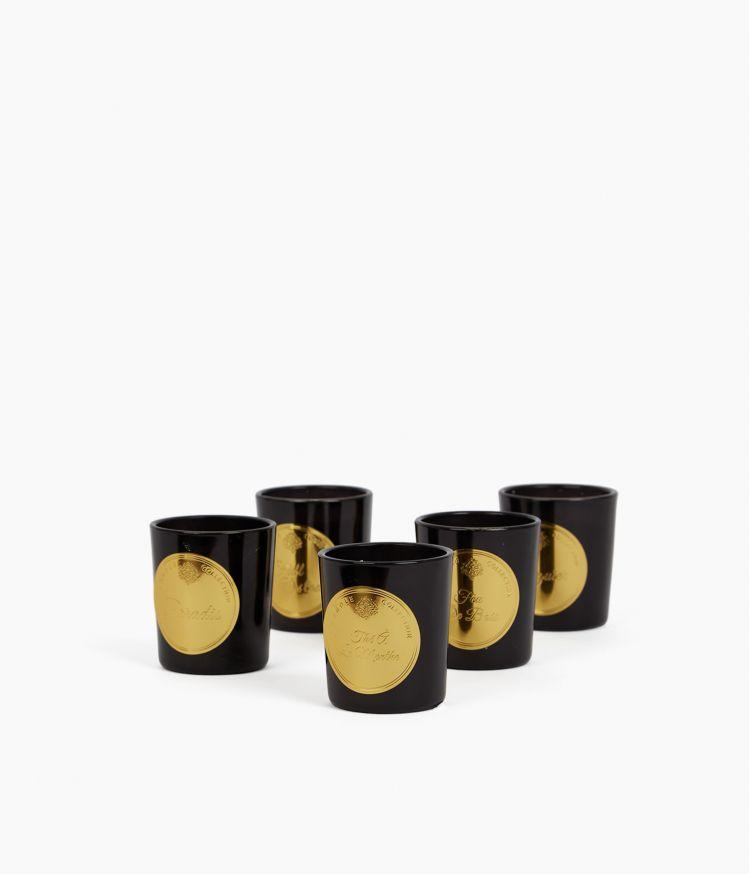 coffrets 5 bougies essentielles