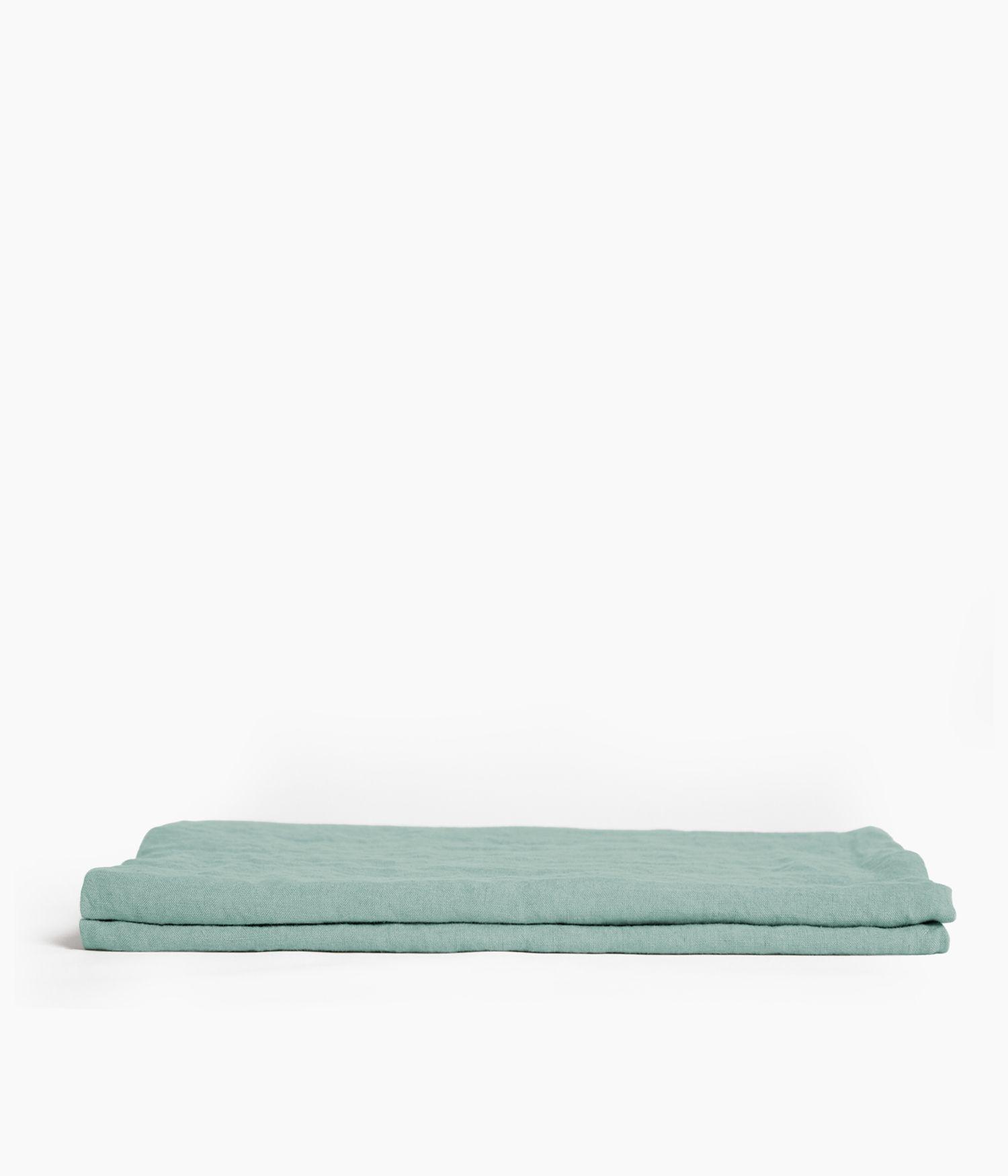 nappe rectangle 170*300 celadon
