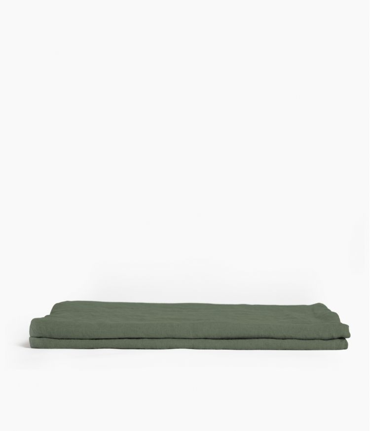 nappe rectangle 170*300 kaki