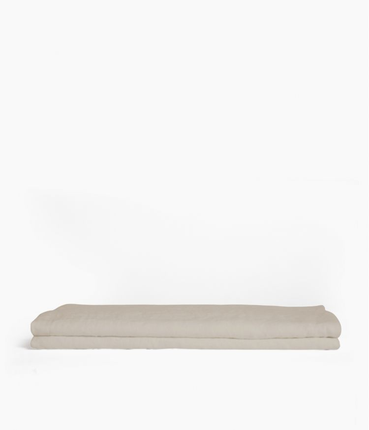 nappe rectangle 170*300 naturel