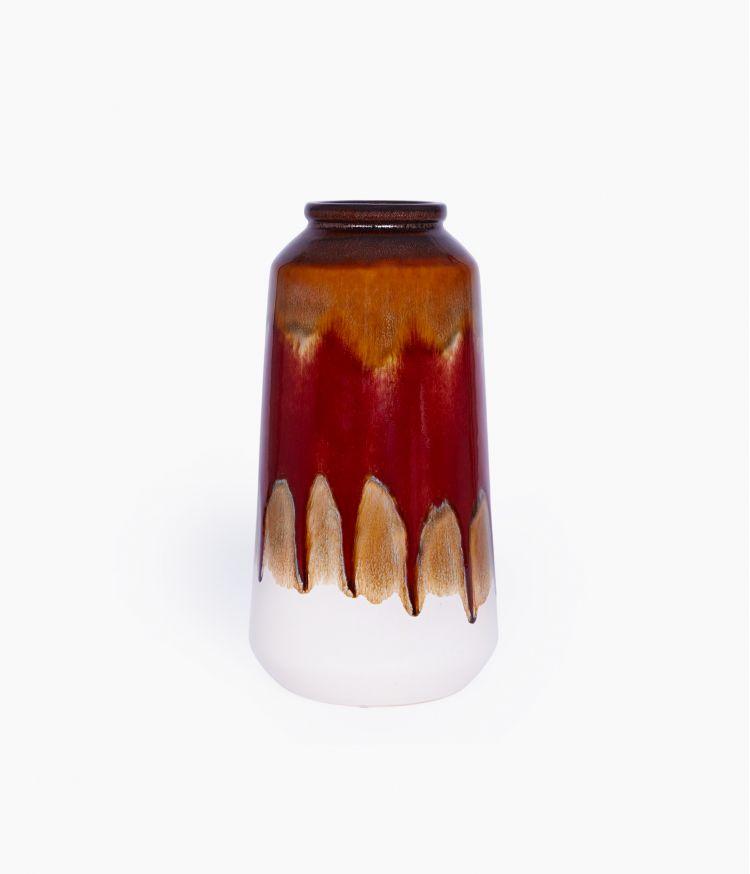 vase orange 14.5*14.5*28.5
