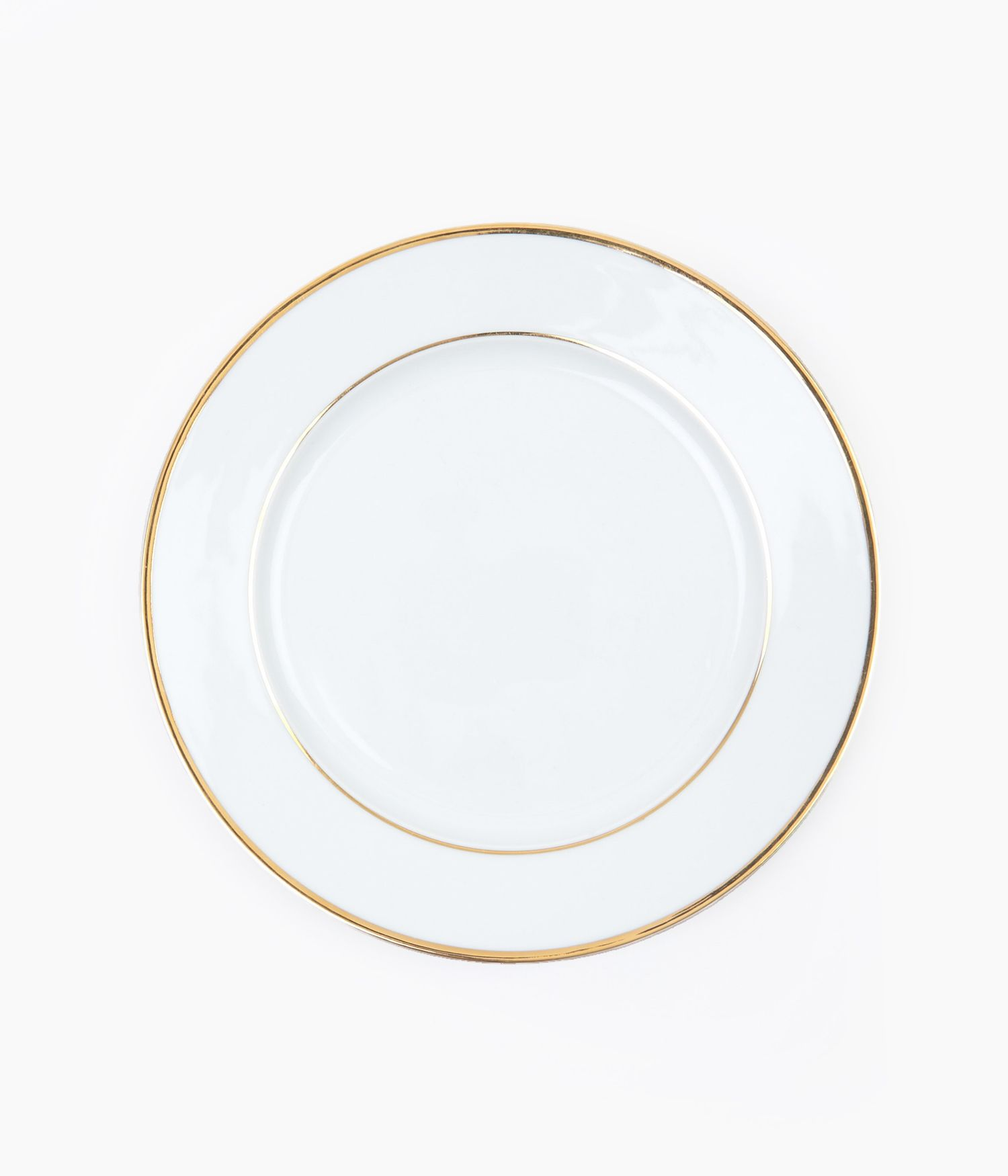assiette plate ginger blc