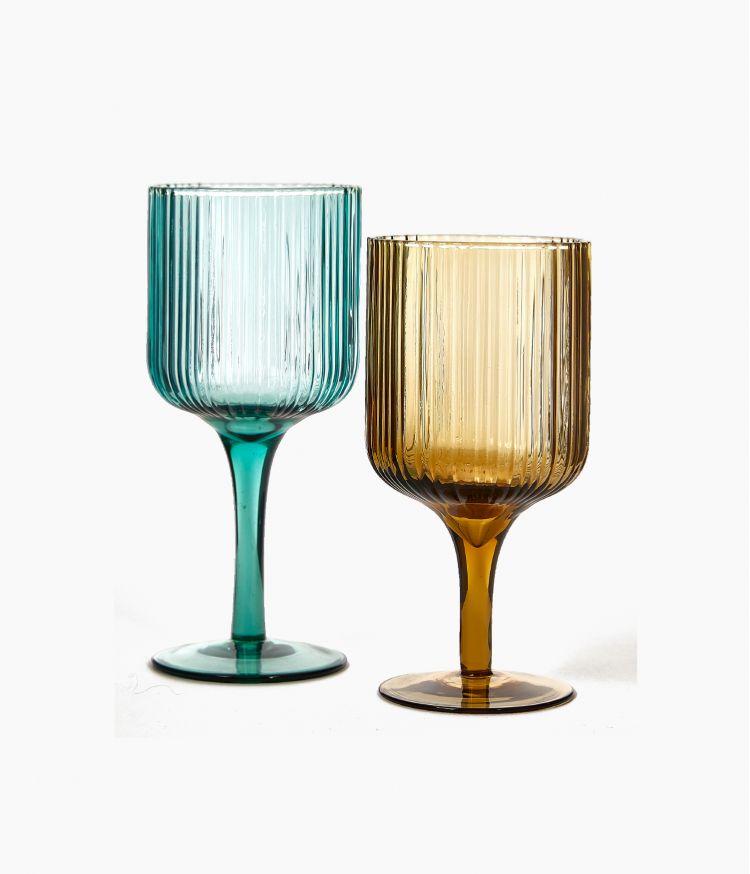 verre vin blanc canise
