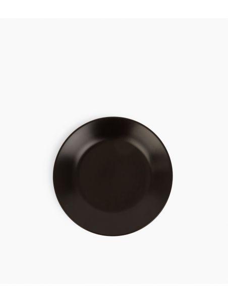 assiette calotte itit noir 21cm