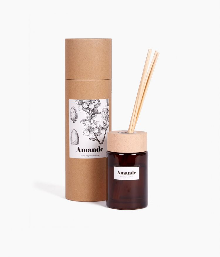 diffuseur stick amande 100ml