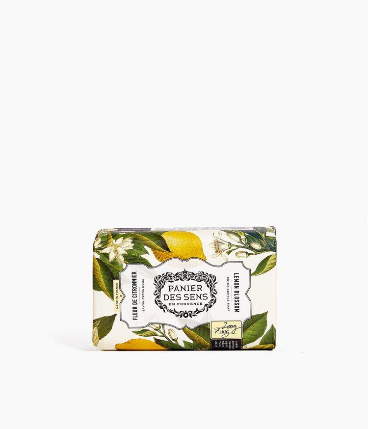 savon fleur de citronnier 200g