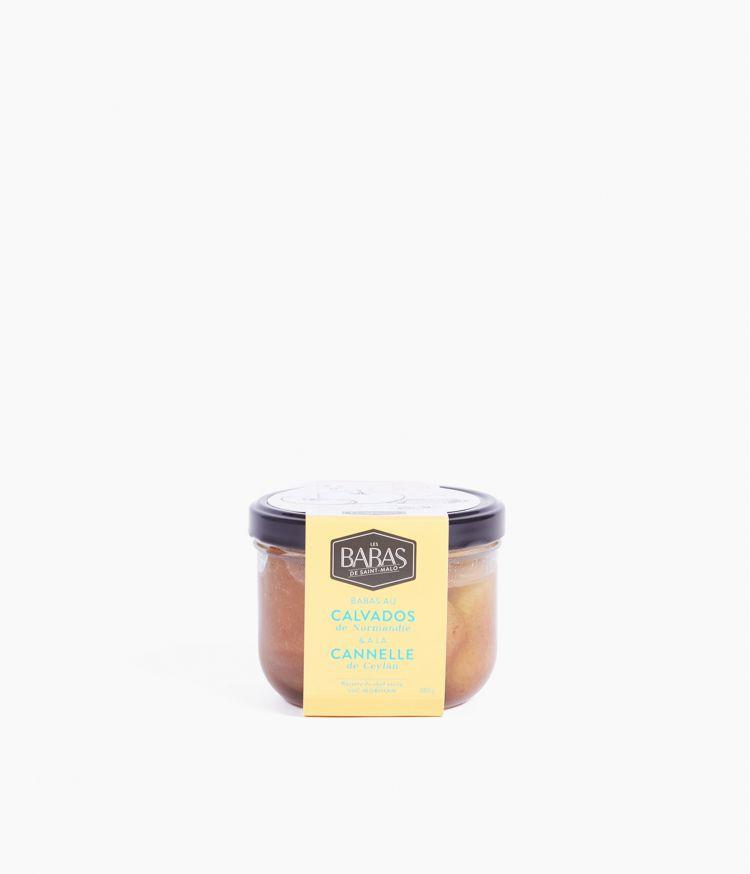 Babas - Calvados et cannelle