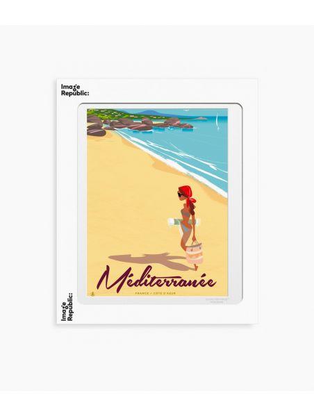 monsieur z mediterranée 40*50