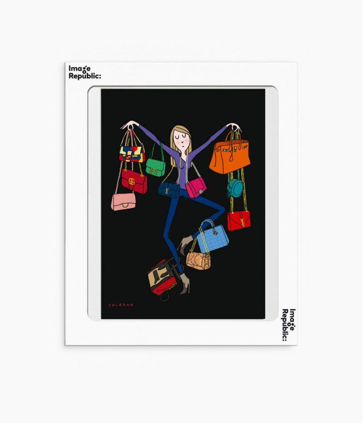 affiche soledad bags 30*40