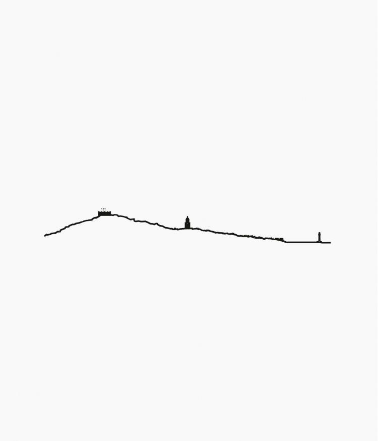 Line City - Saint-Tropez Noir