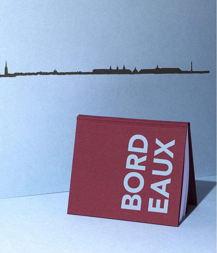 Line City - Bordeaux Noir
