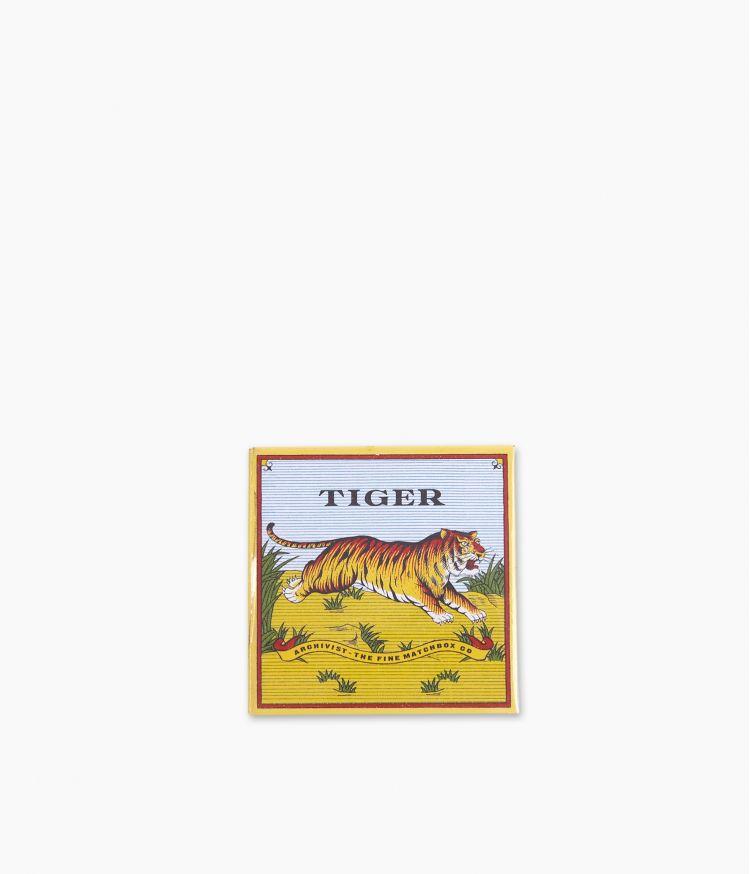 boîte d'allumettes tiger matches