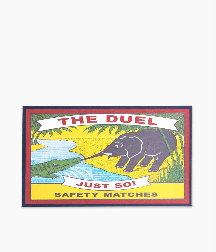 boîte d'allumettes giant box the duel