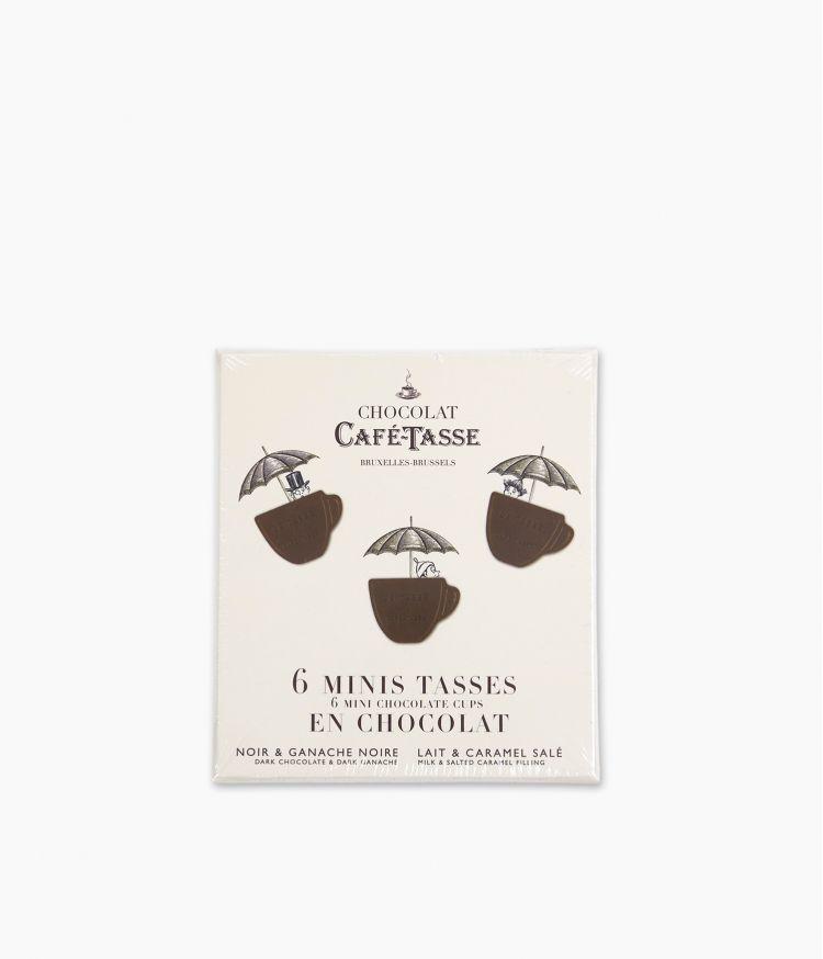 Mini tasses en Chocolat