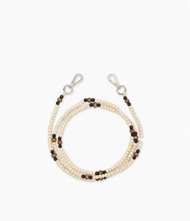 perles en bois arielle