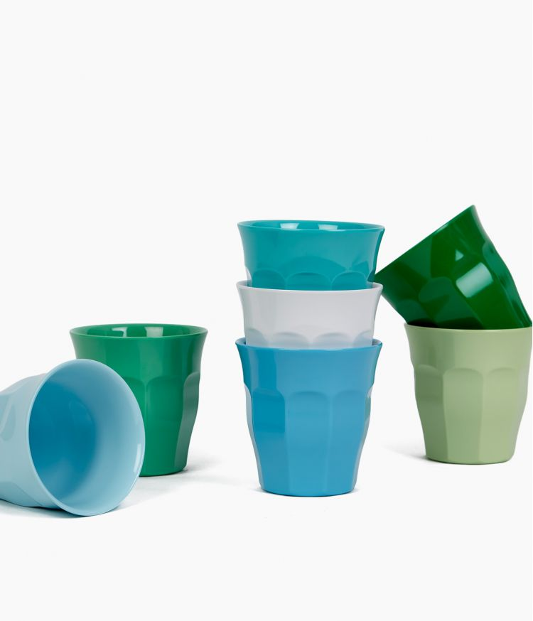 melamine cup mint