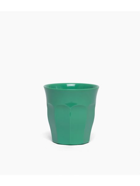 gobelet medium emerald green