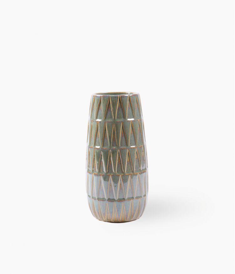 Vase Haut Petit Modèle Vert
