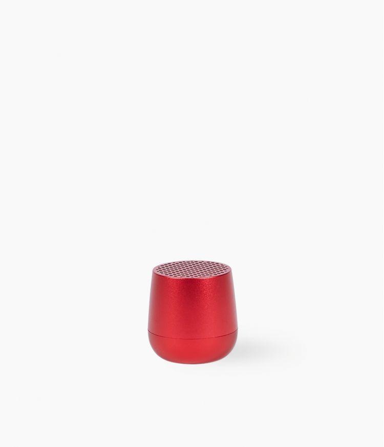 Mini Enceinte Bluetooth - Rouge