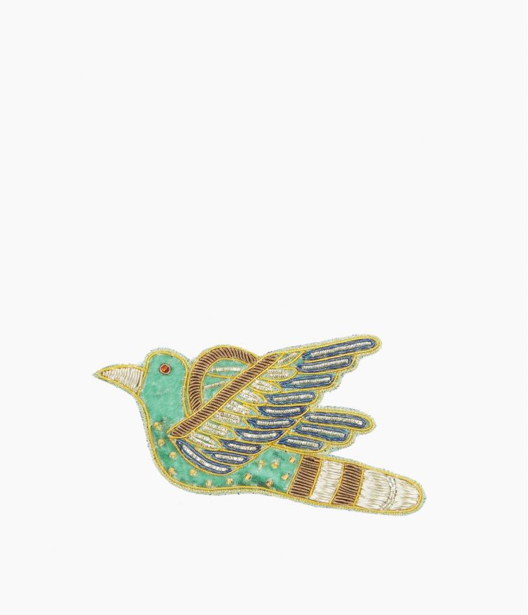 Broche Oiseau