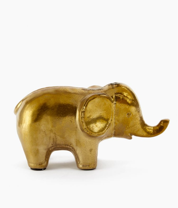 elephant terracotta doree dumbo