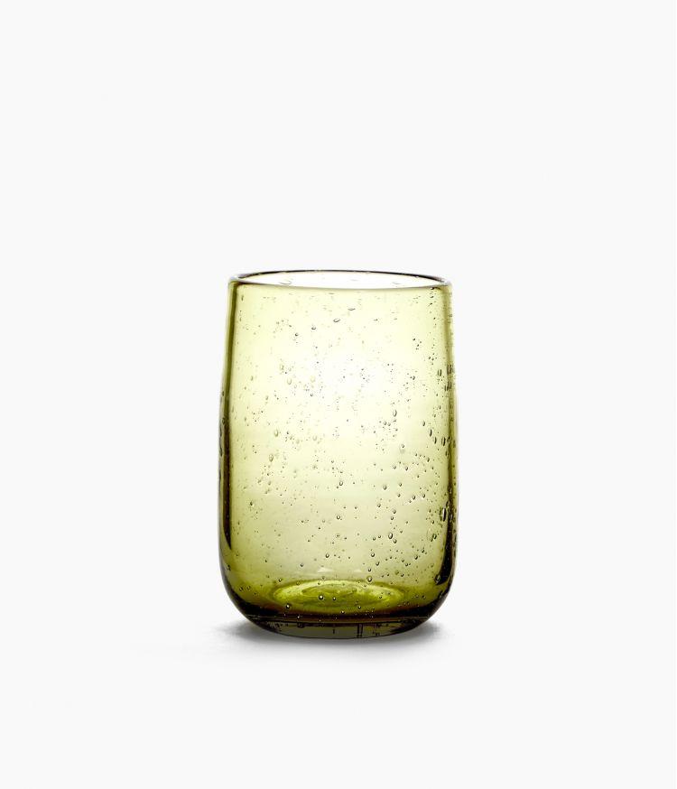 gobelet 7*10cm olive
