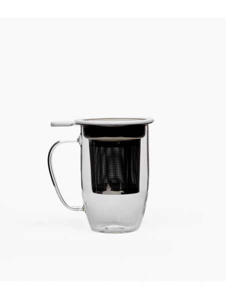 mug tastea 450ml blanc