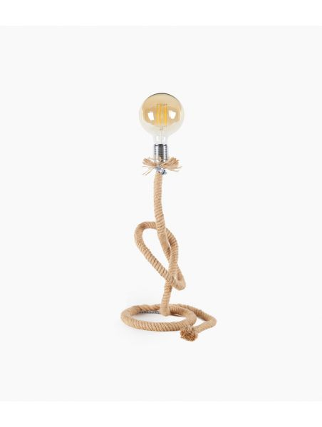 Lampe à poser Corde Grand Modèle