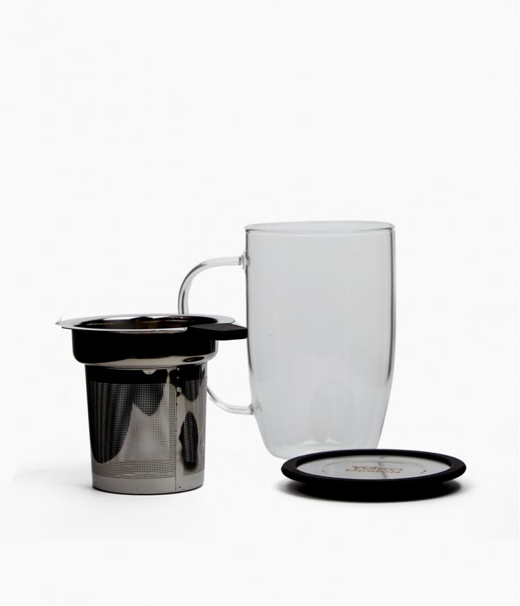 mug tastea 450ml noir