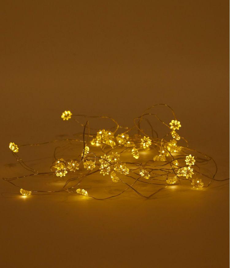 Guirlande Fleurs 40 LED
