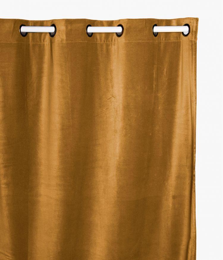 rideaux 135*300 chamois