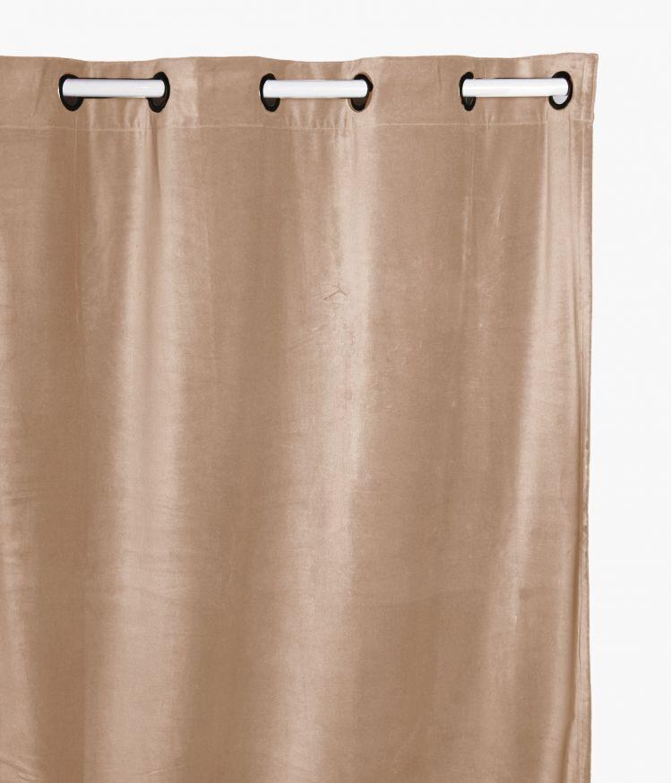 Rideaux 135 x 300 en velours - Cimarron