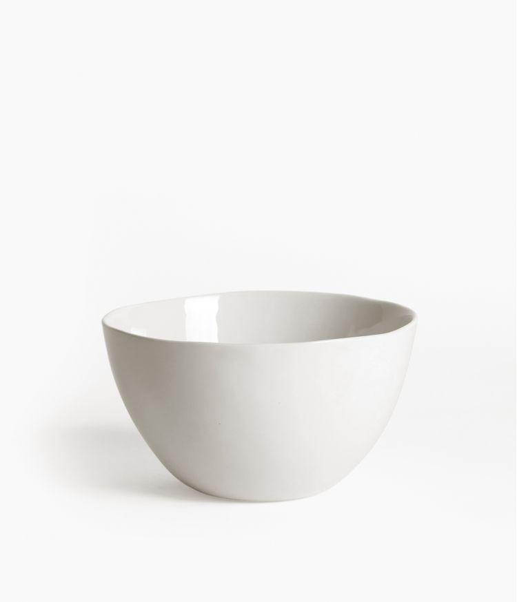 Coupelle ronde en Porcelaine blanche