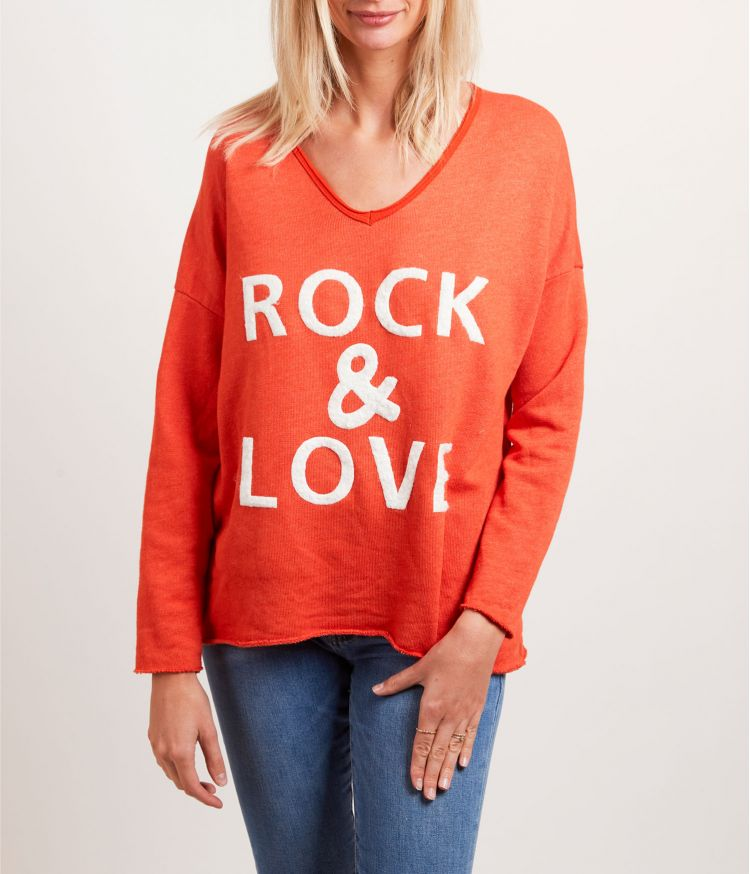 sweat rock and love