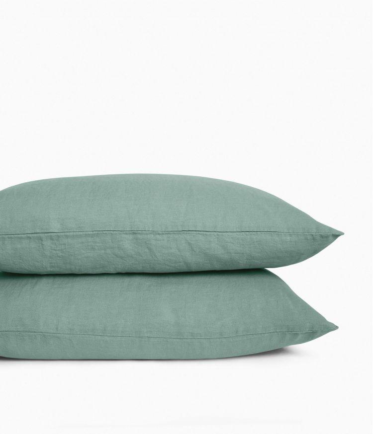 taie oreiller 50*70 celadon