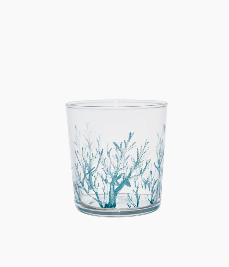 Gobelet Corail Bleu