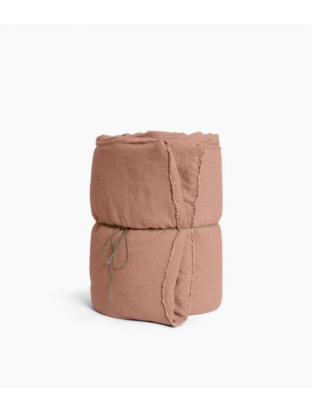 Taie d'édredon 85 x 200 cm en Lin lavé - Cimarron