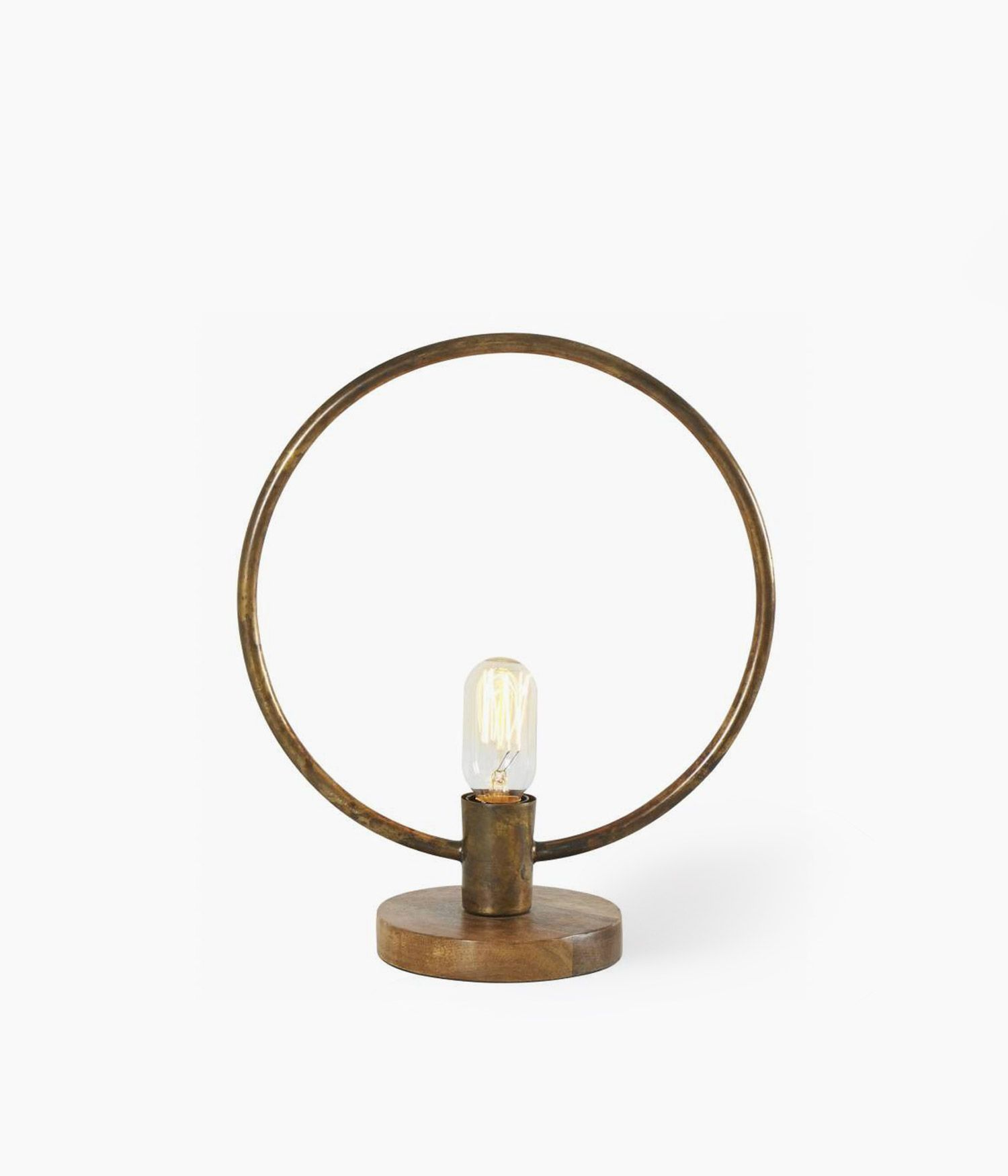 lampe cercle tora